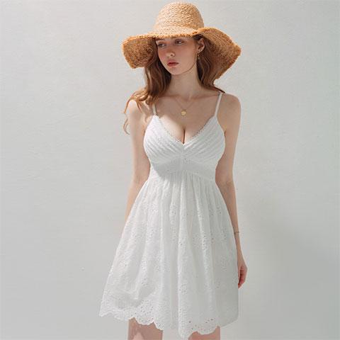 Váy ngắn quyến rũ